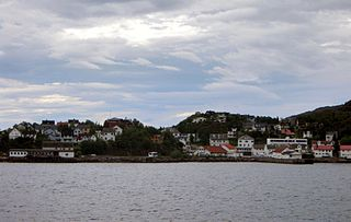 Municipality in Nordland, Norway