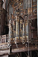 Lübeck Jakobi Große Orgel