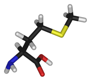 Methionine (data page)