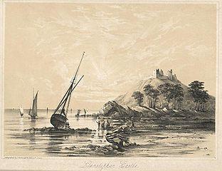 Llanstephan Castle