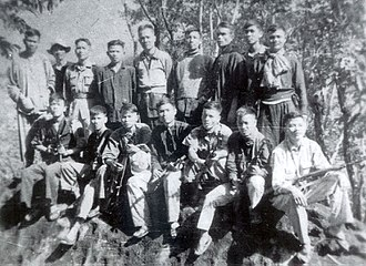 Nguyễn Hữu Thọ - Nguyễn Hữu Thọ and the Phú Yên Province guerrillas prior to the formation of the Viet Cong.