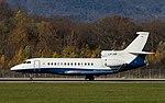 LX-ISR Dassault Falcon 7X FA7X - SVW (22545878283).jpg