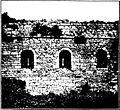 La Barre de Nanteuil - Chateau de Coetfrec - Meurtrieres d une courtine.jpg