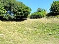 La Chaussée-Tirancourt (80), parc Samara, zone des animations et reconstitutions - amphithéâtre (à conf.).jpg