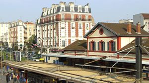 La Garenne-Colombes - Train station