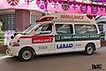 Labaid Ambulance service's Toyota HiMedic (24844941151).jpg