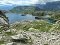 Lac Cornu - Aiguilles Rouges.JPG