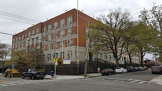 Lafayette High School (New York City) school located in the Bath Beach section of Brooklyn, New York City, New York