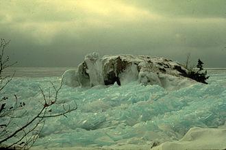 North Shore (Lake Superior) - Winter along the North Shore