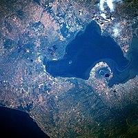 Lake Managua from space.jpg