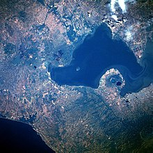 Lake Managua from space.jpg