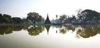 Sukhothai Province Province of Thailand