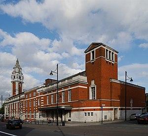 Lambeth Town Hall - Lambeth Town Hall, 2015