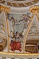 Lamporecchio, villa rospigliosi, interno, salone di apollo, con affreschi attr. a ludovico gemignani, 1680-90 ca., segni zodiacali, ariete 01.jpg