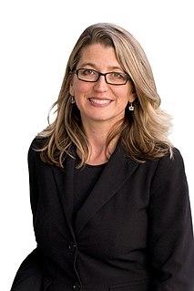 Lana Popham Canadian politician