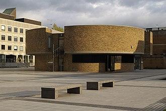The County College, Lancaster - Image: Lancaster University