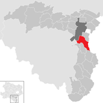 Lanzenkirchen in the district WB.PNG