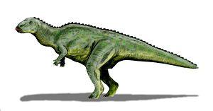 Valanginian - Lanzhousaurus