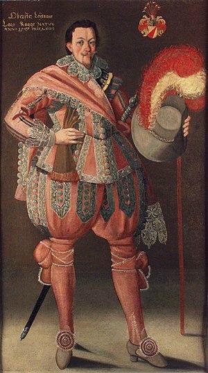 1595 in Sweden - Lars Kagg