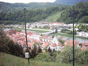 Laško - Image: Lasko pogled SV