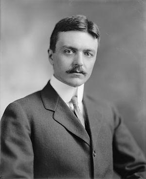 Lathrop Brown - Lathrop Brown in 1914