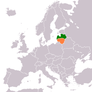 Latvia–Lithuania relations Diplomatic relations between the Republic of Latvia and the Republic of Lithuania