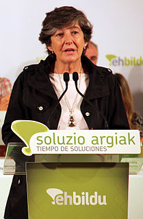 Laura Mintegi Basque writer