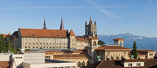 LausannePano