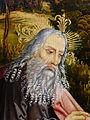 Lautensack, Paul — Erschaffung der Eva — detail God.JPG
