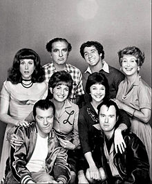 Laverne and Shirley cast 1976.JPG