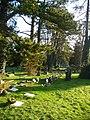 Laverstock - Cemetery - geograph.org.uk - 1713152.jpg