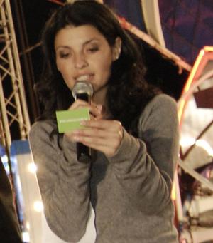 Lavinia Șandru - Lavinia Șandru in 2009