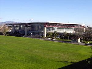 Leavey Center - Image: Leavey Center Exterior