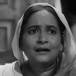 Leela Mishra Indian actress