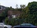 Leiden - Bunker met camoflerende baksteen at Morsweg.jpg