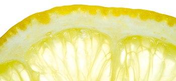 Lemon fresh, close up