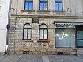 Lengenfeld (Vogtland), Wohnhaus mit Gedenkplakette für Graf von Moltke (2).jpg