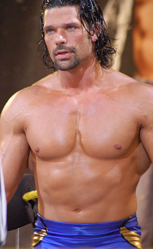 Adam Rose - Kruger during an FCW event in February 2011