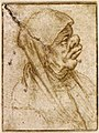 Leonardo da Vinci - Caricature of an Old Woman - WGA12803.jpg
