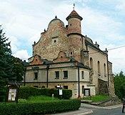 Lesko Synagogue, Poland.