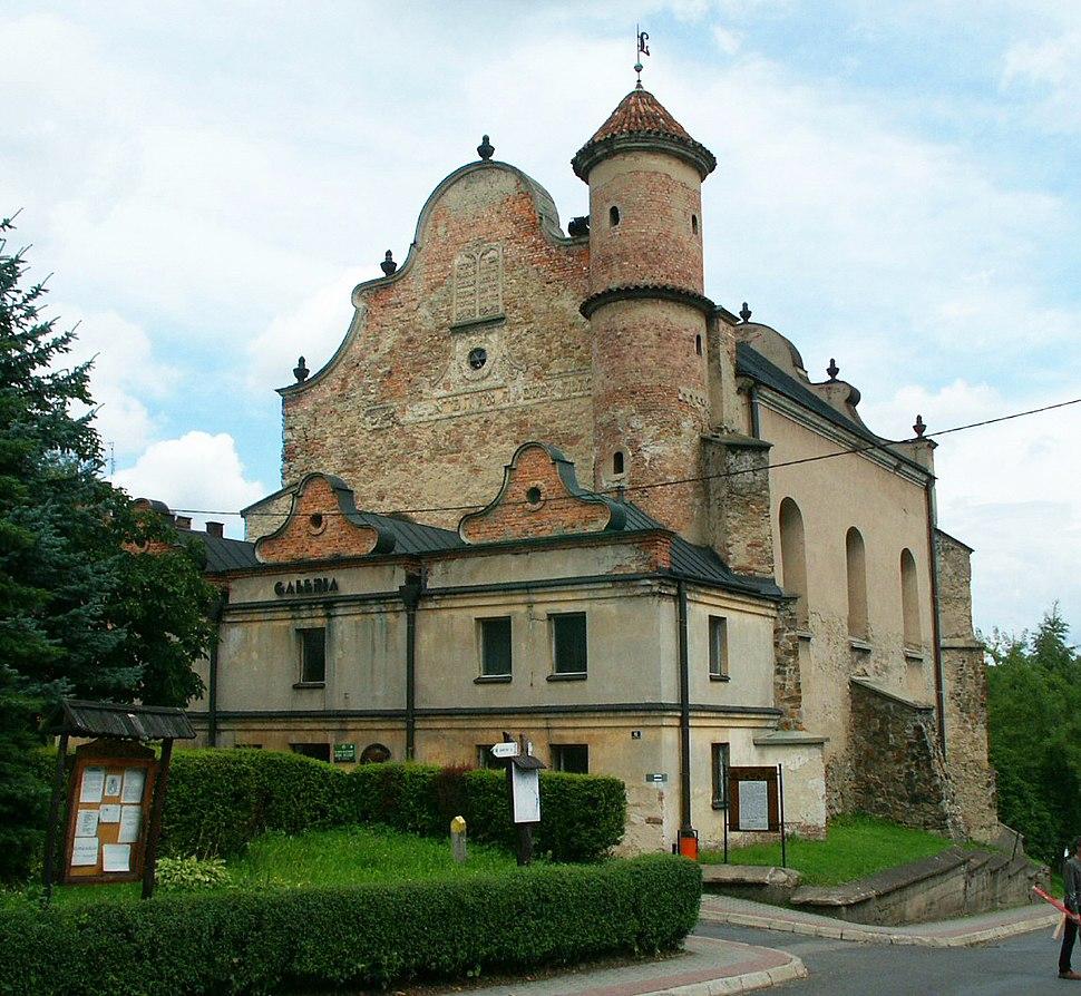 Lesko synagoga