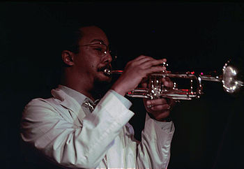 Lester Bowie in Hamburg, 1984
