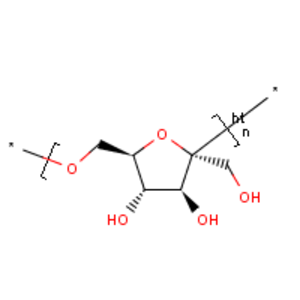 Levan polysaccharide - Image: Levan
