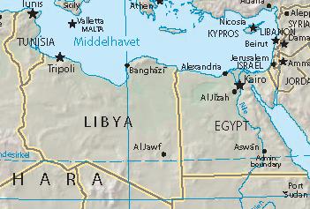 Libya-Egypt