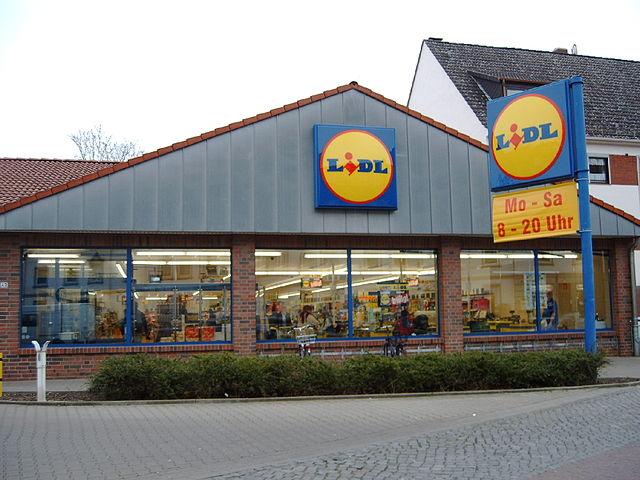 Establecimiento de la cadena alemana Lidl