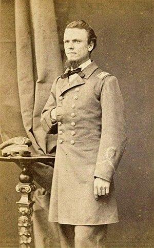 Georges Penabert - Lieutenant John Grimball (1840-1922) of CSS Shenandoah, Confederate Navy, around 1864.