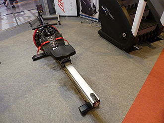 Life Fitness - Row GX Trainer