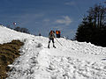 Lilienfeld - Muckenkogel - Nostalgieschilauf 2012 am Muckenkogel.jpg