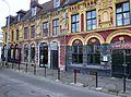 Lille Maison de Gilles de la Boë (côté avenue du Peuple Belge).jpg