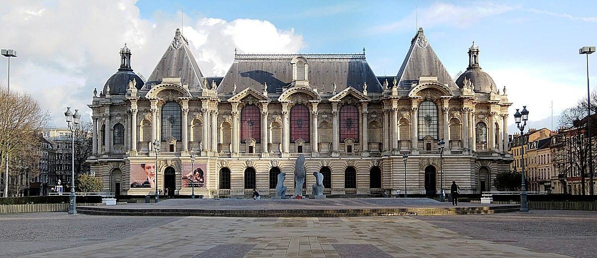 Palais des beaux arts de lille wikipedia la enciclopedia libre - Cabinet d architecture lille ...